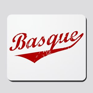 Basque Swoosh Mousepad