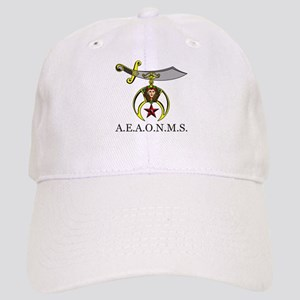 PHA Shrine Design No. 2 Cap