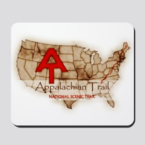 Antique Appalachian Trail Mousepad