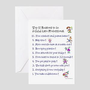 Top 10 Reasons Greeting Card
