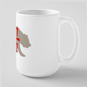 Korean Bear Large Mug