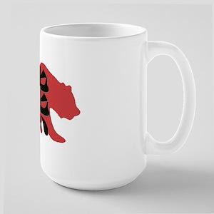 Asian Bear Large Mug