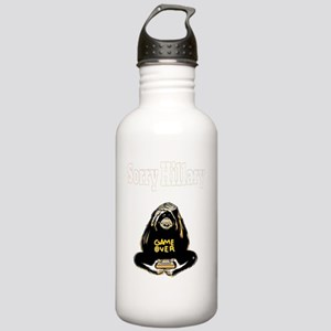 Lock Her Up Game Over Stainless Water Bottle 1.0L