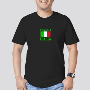 Venezia, Italia Ash Grey T-Shirt