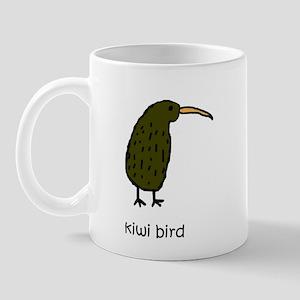 Kiwi Bird Mug