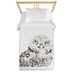 Owl Specific Designs Twin Duvet Cover