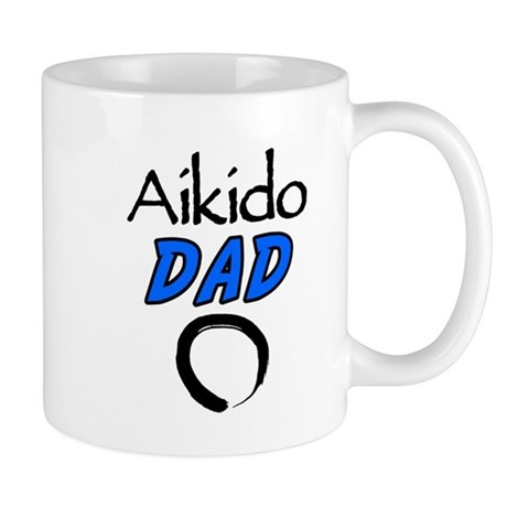 Aikido Dad Mug
