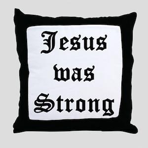Little Miss Sunshine Dwayne Throw Pillow
