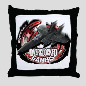 OCG Throw Pillow