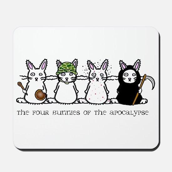 Apocalypse Mousepad