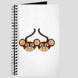 MONKEY LOVE Journal