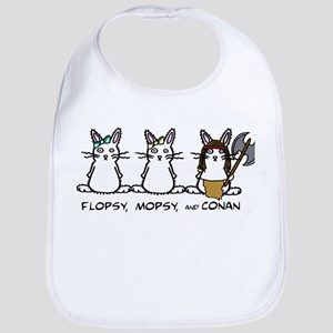 Flopsy/Mopsy/Conan Bib
