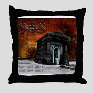 CD Cover Throw Pillow