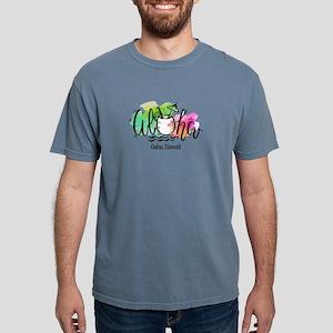 Oahu Hawaii Umbrella Drink Souvenir Vacati T-Shirt