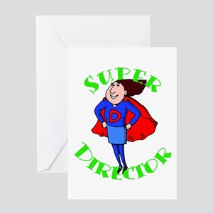 Super Child Care Director Greeting Card