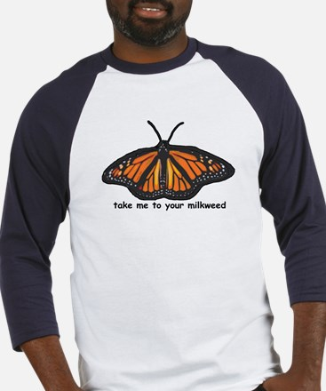 Monarch Butterfly Baseball Jersey
