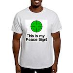 My Peace Sign Light T-Shirt