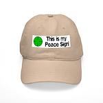 My Peace Sign Cap