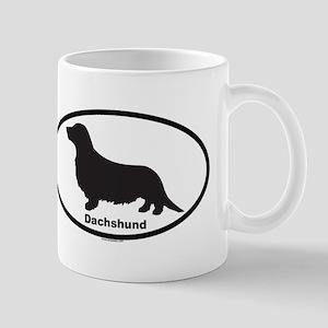 DACHSHUND LONGHAIR Mug