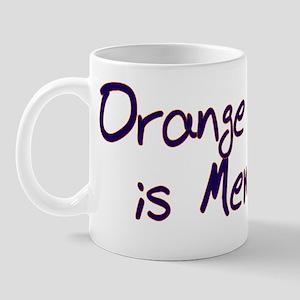 Orange Mound is Memphis Mug
