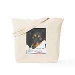 Dogkisser Tote Bag
