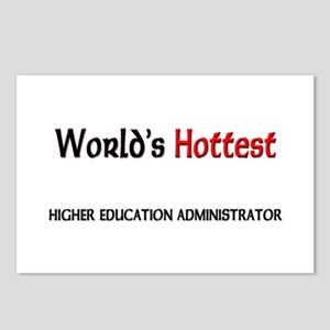 World's Hottest Higher Education Administrator Pos