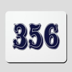 356 Mousepad