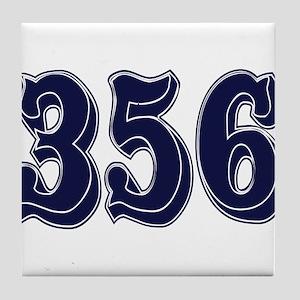 356 Tile Coaster