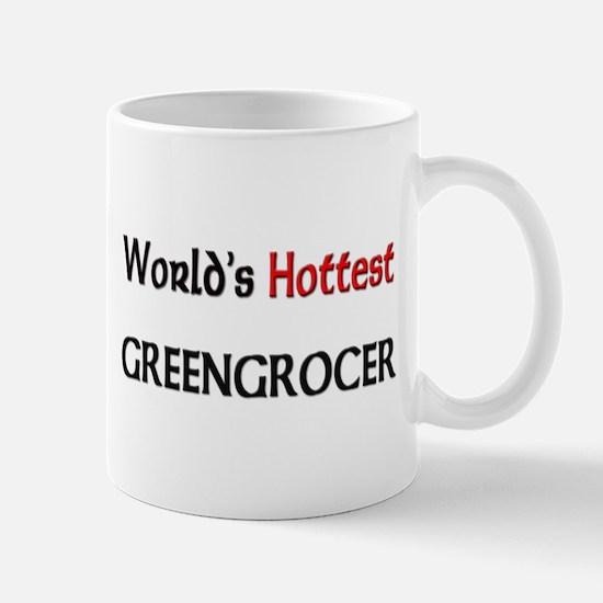 World's Hottest Greengrocer Mug