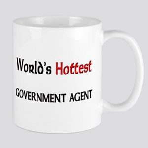 World's Hottest Government Agent Mug
