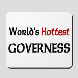 World's Hottest Governess Mousepad