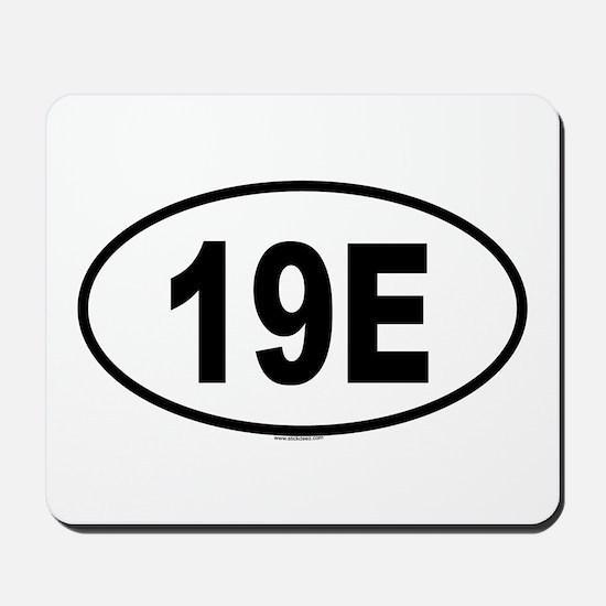 19E Mousepad