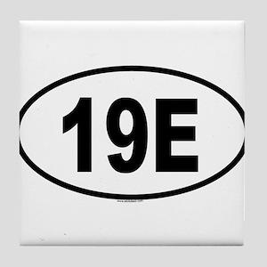 19E Tile Coaster