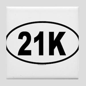 21K Tile Coaster