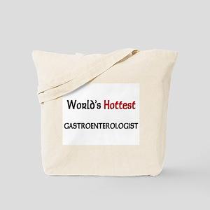 World's Hottest Gastroenterologist Tote Bag