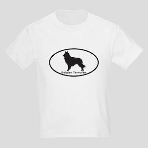 BELGIAN TERVUREN Kids Light T-Shirt