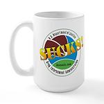 DEA Sucks! Large Mug