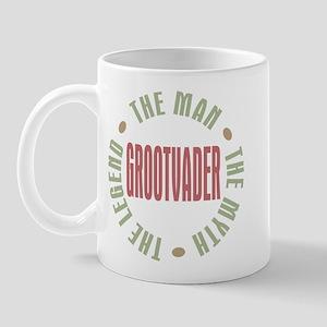 Grootvader Dutch Grandad Man Myth Mug