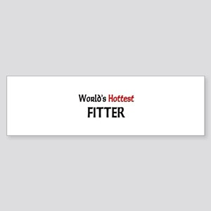 World's Hottest Fitter Bumper Sticker