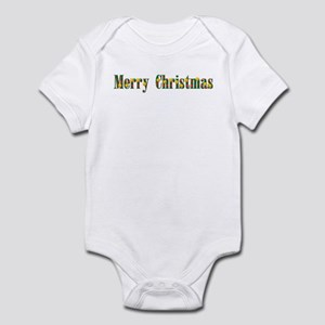 Fun Merry Christmas Infant Bodysuit