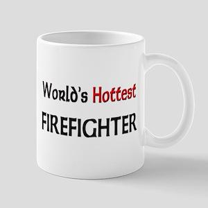 World's Hottest Firefighter Mug
