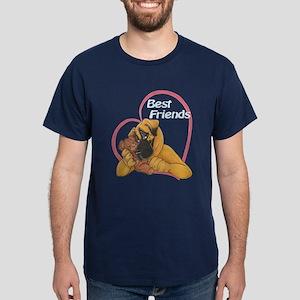 NF Heartline BF Dark T-Shirt