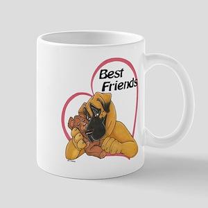 NF Heartline BF Mug