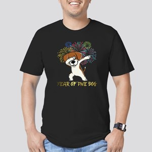 Dabbing Beagle Chinese New Year 2018 T-Shirt