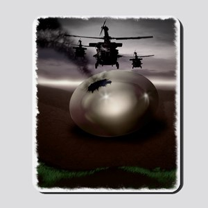 Unmarked Helicopters Mousepad