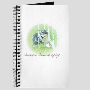Agility Art Australian Shepherd Journal
