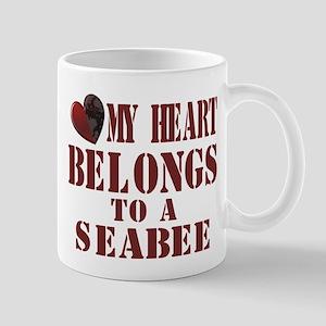 my heart belongs to Mug