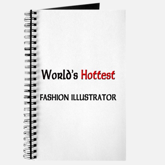 World's Hottest Fashion Illustrator Journal