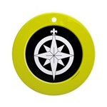 Northshield Populace Ornament (Round)