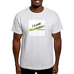 I Like Boobies Light T-Shirt